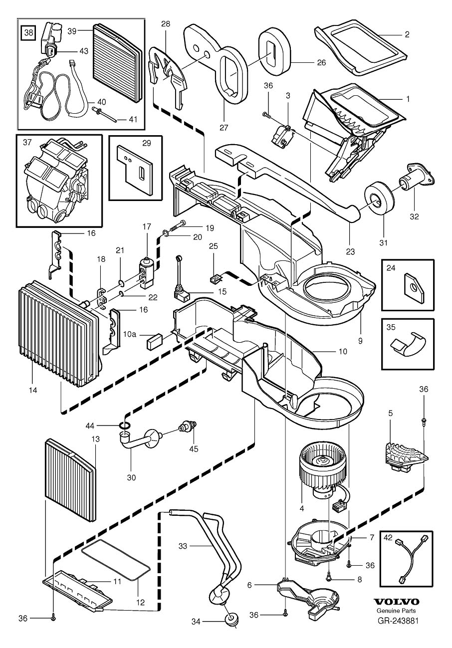 Volvo S70 Parts Diagram Great Design Of Wiring 2002 Mazda Tribute Engine 1998 V70 Schematic Imageresizertool Com List